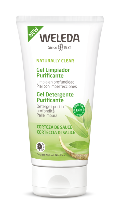 Gel Limpiador Purificante Naturally Clear